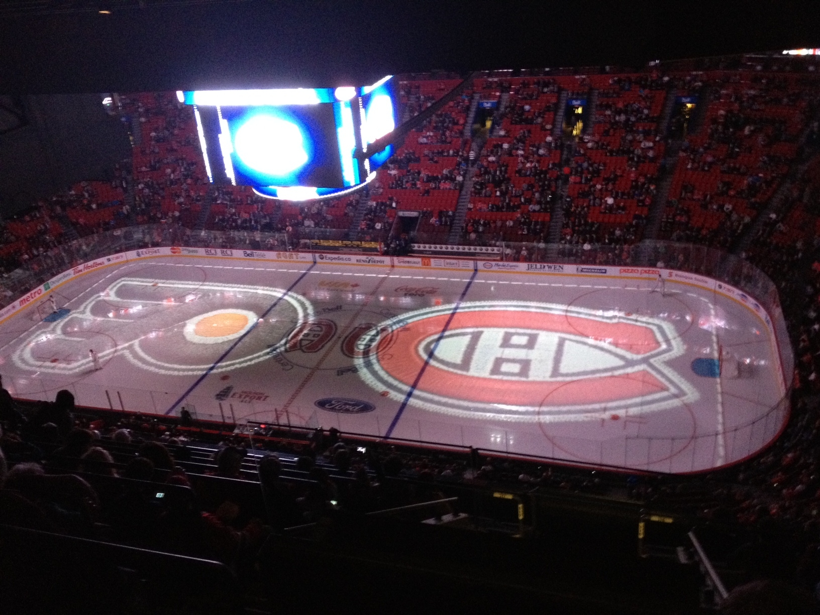 The five people you meet at a montreal canadiens game for Go kart interieur montreal